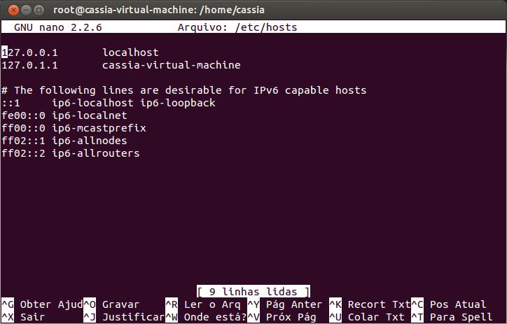 Linux Host