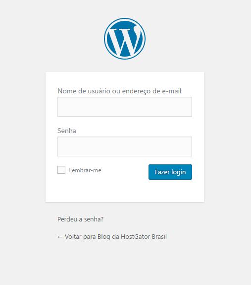 Hospedagem WordPress - Migração