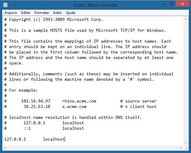 Windows Host